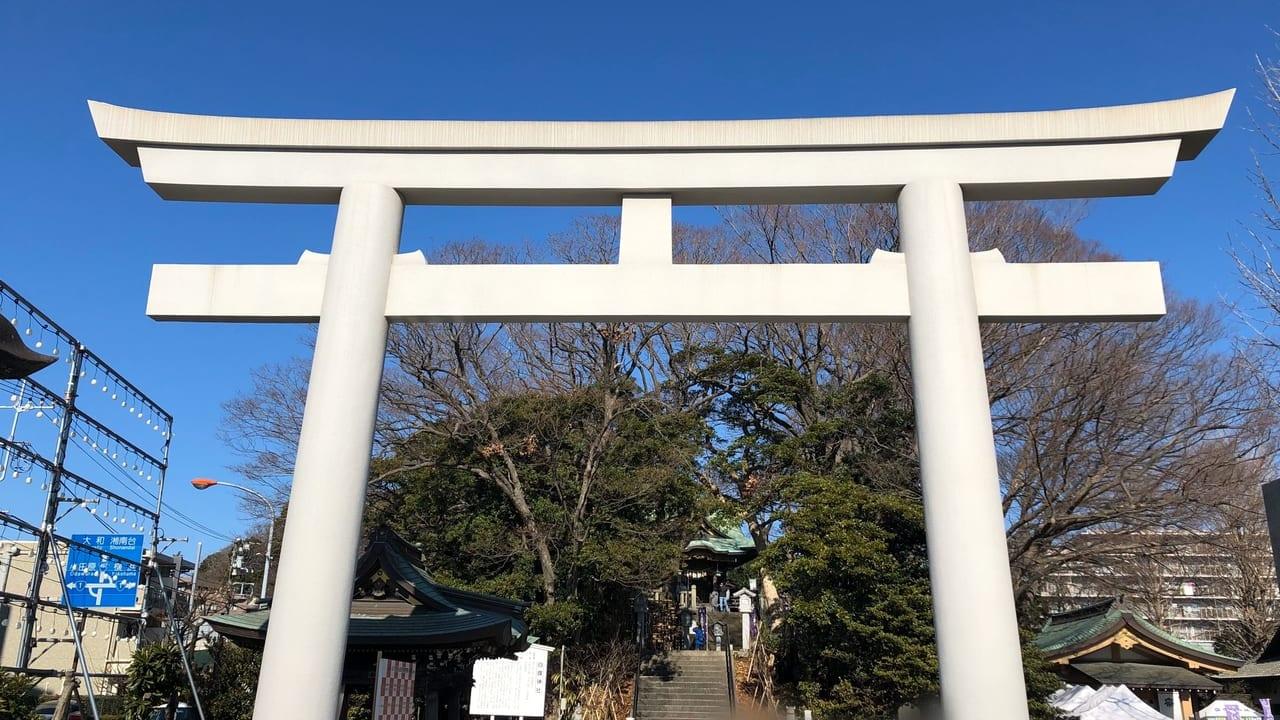 白旗神社1